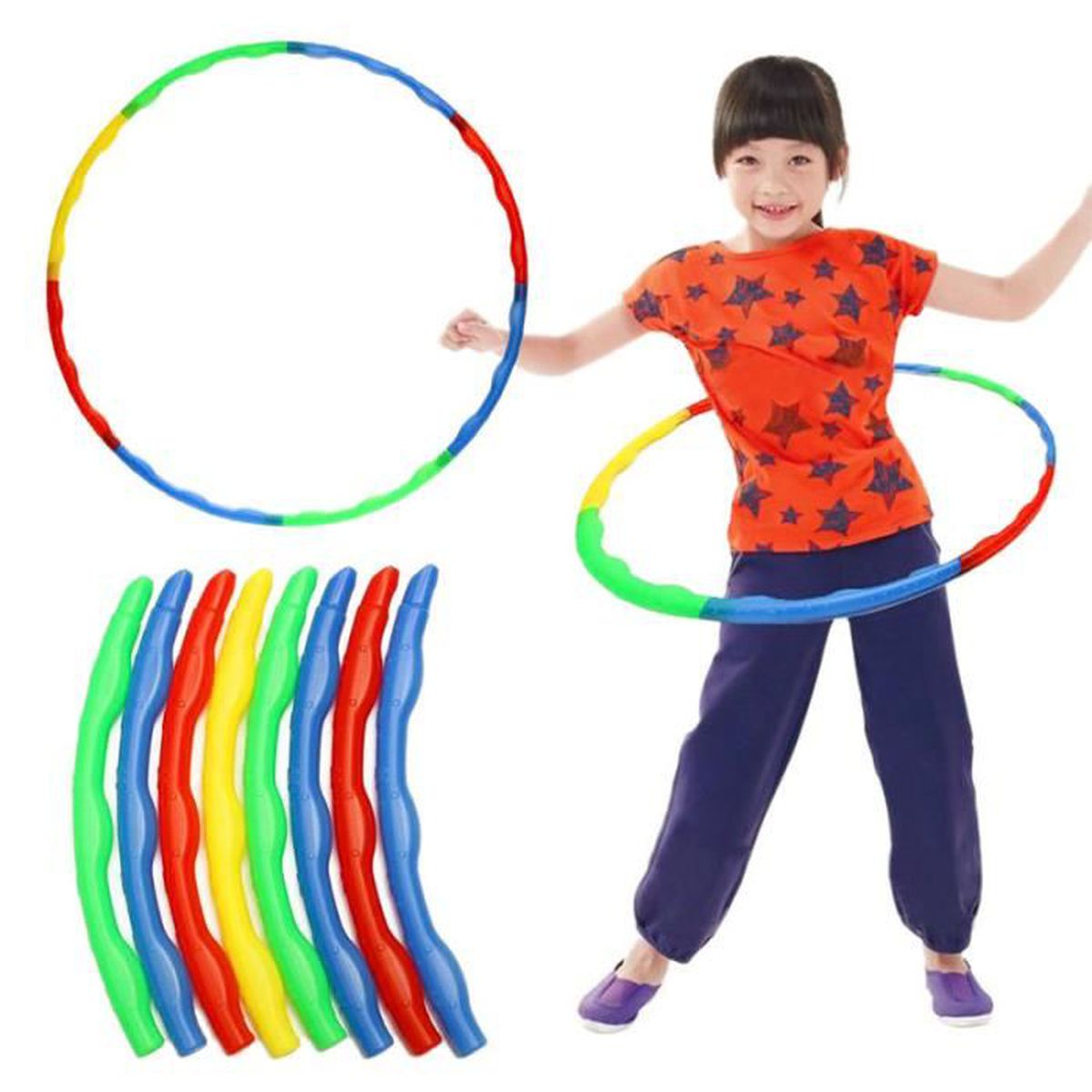 Old fashioned toys hoop and stick 96