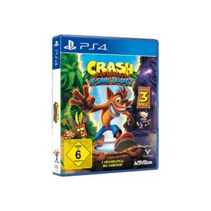 JEU PS4 Crash Bandicoot N. Sane Trilogy PlayStation 4 alle