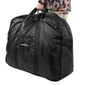 PORTE-BAGAGES VÉLO Sac de transport sac de voyage pour vélo de montag