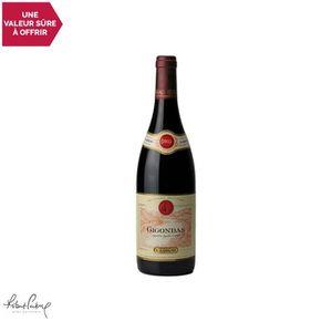 VIN ROUGE Gigondas Rouge 2015 - Maison Guigal - Vin AOC Roug