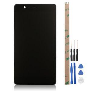 ECRAN DE TÉLÉPHONE Ecran Pour Huawei P9 Plus LCD+Touch Screen Avec Ca