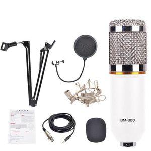 HAUT-PARLEUR - MICRO HY 3 en 1 Vogue BM800 Microphone à CONDENSATEUR Pr