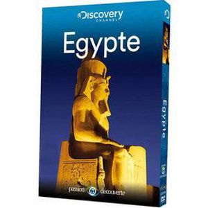 DVD DOCUMENTAIRE Discovery Channel - Egypte