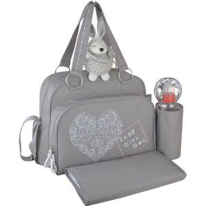 SAC À LANGER BABY ON BOARD Sac à langer + accessoires nomades S