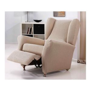 housse fauteuil relax achat vente pas cher. Black Bedroom Furniture Sets. Home Design Ideas
