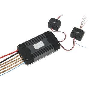 AMPLIFICATEUR AUTO FOCAL FD4350 Amplificateur Ultra-Compact 4 Canaux