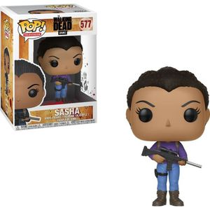 FIGURINE DE JEU Figurine Funko Pop! The Walking Dead: Sasha