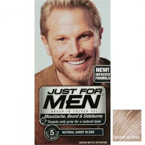 coloration coloration barbe just for men - Coloration Pour Barbe