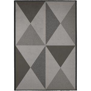 TAPIS MADRID Tapis contemporain - 120X170 cm - Frost Gri