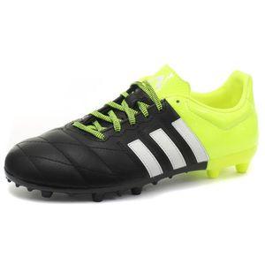 Embrasé Adidas Ace 15.3 FgAg Enfants Chaussures De Foot