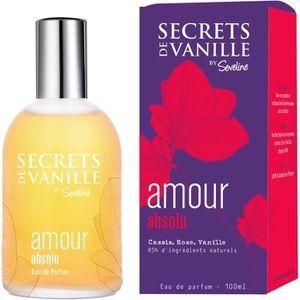 PARFUM  Secrets de vanille - amour absolu 100ml
