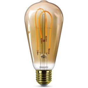 AMPOULE - LED PHILIPS LED Standard Edison Vintage Filament Spira