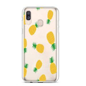 coque pour samsung a40 ananas