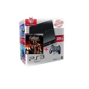 CONSOLE PS3 PS3 Slim 320go + le Jeu Fallout New Vegas