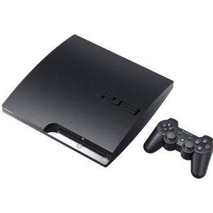 CONSOLE PS3 Console PS3 slim 160 go