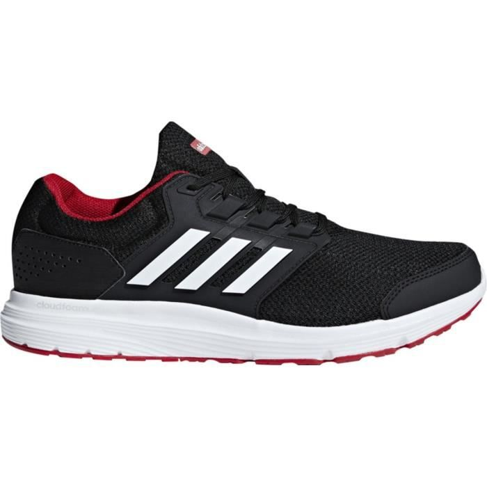 ADIDAS Baskets de running Galaxy 4 - Homme - Noir
