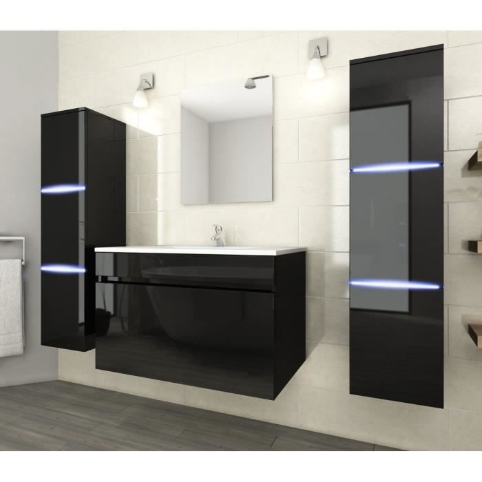 neptune salle de bain compl te simple vasque l 80 cm avec. Black Bedroom Furniture Sets. Home Design Ideas