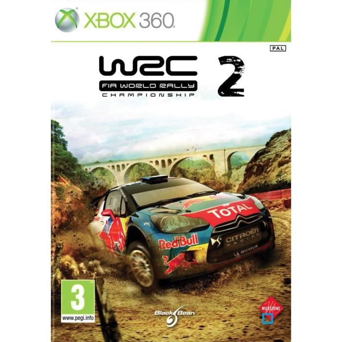 wrc 2 fia world rally championship jeu x360 achat. Black Bedroom Furniture Sets. Home Design Ideas