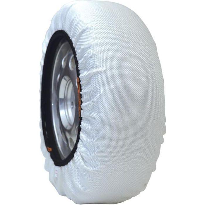ISSE Chaussettes Neige Textile SUPER T 58
