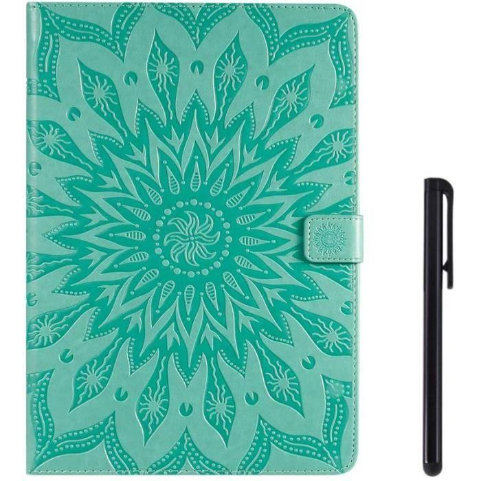 Coque iPad Mini (2019), Smart Case Cover Housse en PU Cuir Magnétique la Fonction Sommeil/Réveil Automatique pour Apple iPad360942
