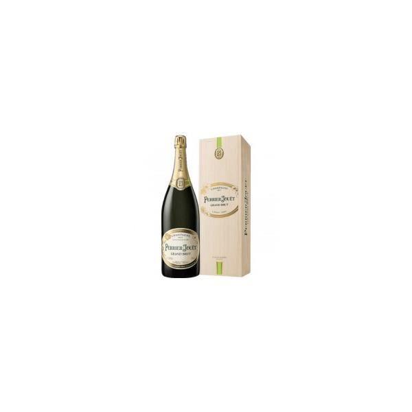 Perrier-Jouët Grand Brut Jeroboam Caisse Bois - Champagne