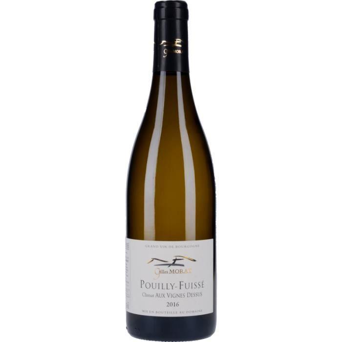 Vin Blanc - Pouilly-Fuissé - Aux Vignes Dessus 2016 - Bouteille 75cl
