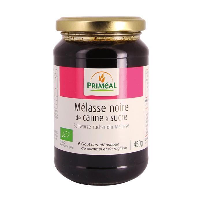 Primeal+Mélasse noire 450 g