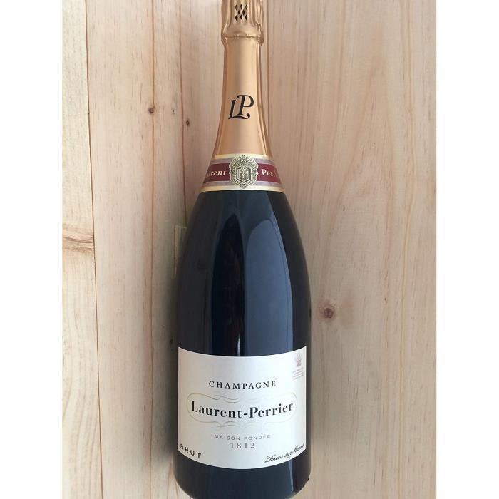 Bières, vins et spiritueux Laurent Perrier Champagne Brut 75 cl 5448