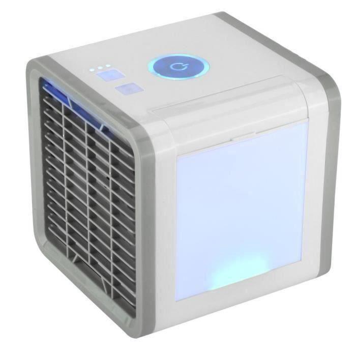 Climatiseur portable refroidisseur d\'air