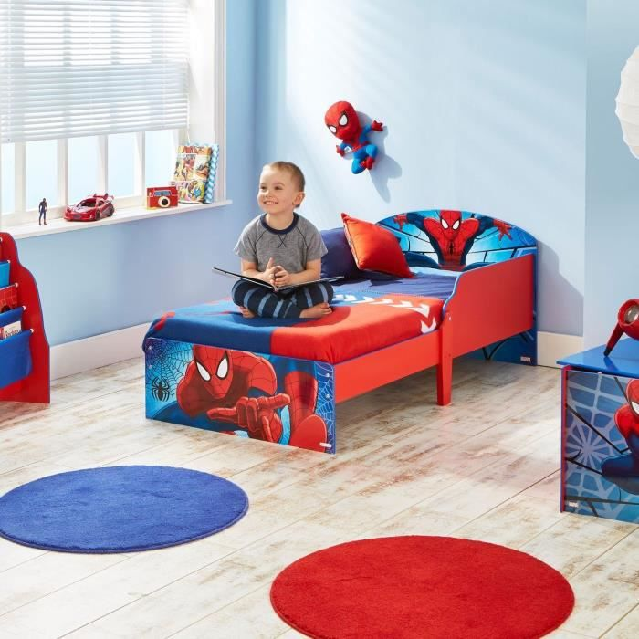 SPIDERMAN Lit d'enfant HelloHome
