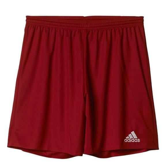 ADIDAS Short de football Parma 16 - Mixte - Rouge