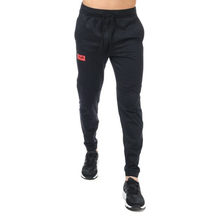 Under Armour Pantalon CG Fleece Black Homme
