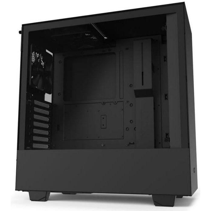 NZXT H510 Verre trempé USB 3.1 Noir mat