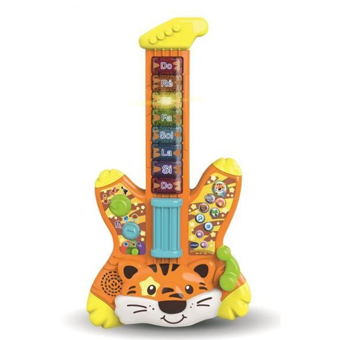 Vtech - Ma guitare électrique Jungle Rock - 2 - 5 ans