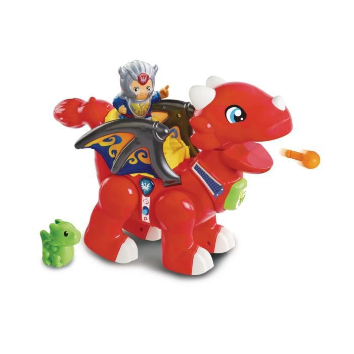 VTECH - TUT TUT COPAINS - William Gentil Dragon Flamme