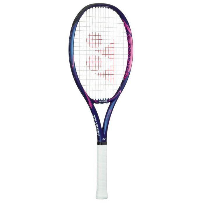 Raquette de tennis Yonex Ezone Feel - Rose