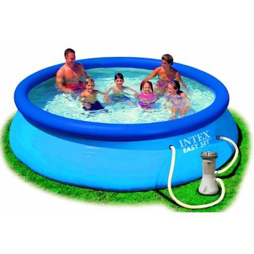 Piscine gonflable intex pas cher for Piscine hors sol intex pas cher