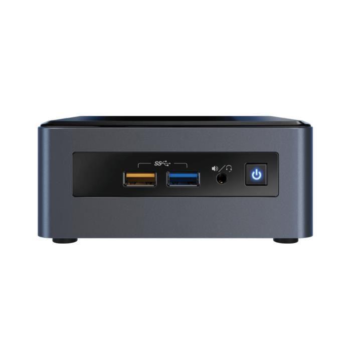 UNITÉ CENTRALE + ÉCRAN Intel NUC NUC8i3CYSN, 2,2 GHz, Intel® Core™ i3 de