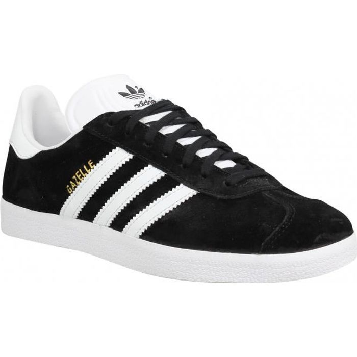 ADIDAS ORIGINALS Baskets Gazelle - Homme - Noir et