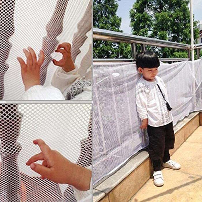 De sécurité enfant étang de sécurité filet nouées filets pourriture proof 1m x 2m super fort