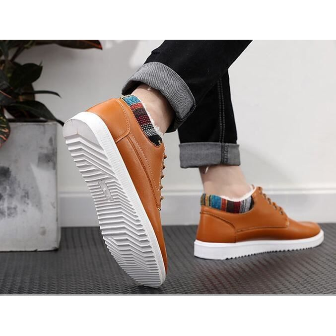 Chaussures chaud Männer mode Chaussures Sport homme Casual Outdoor en Sport Outdoor Mode hiver coton Freizeitschuhe Male SHtAf1xw