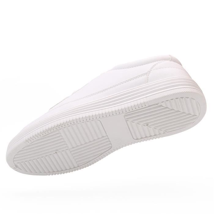 Espadrille XZ024Blanc42 LLT Léger Hommes Comfortable Chaussures Ultra Hommes r1OF0r