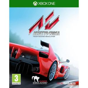 JEUX XBOX ONE Assetto Corsa Jeu Xbox One