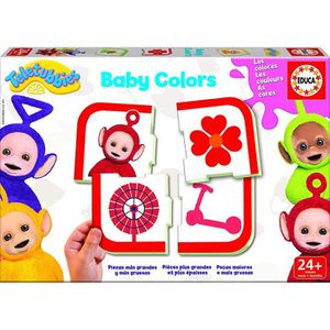 TELETUBBIES Baby Colors