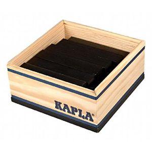 JEU D'ADRESSE Jeu D'Adresse Kapla 40 Plankjes Zwart - Vari U143V