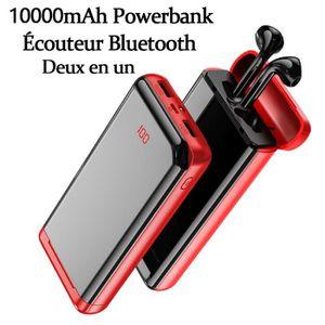 CASQUE - ÉCOUTEURS DORAEMON® 10000mAh Batterie externe et Casque Blue