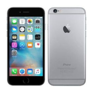 SMARTPHONE RECOND. APPLE iPhone 6S gris sidéral 64Go