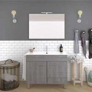 Ensemble meuble salle de bain 80 cm