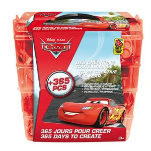 CIRCUIT Mallette Cars 365 Jours
