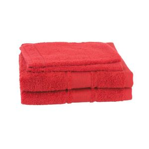 SERVIETTES DE BAIN JULES CLARYSSE Lot de 2 serviettes + 2 gants de to